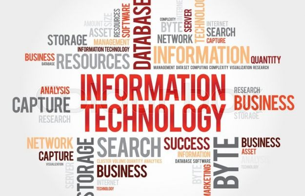 Subjects of information technology